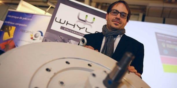 Whylot prépare une levée de fonds pour passer à l'ère industrielle